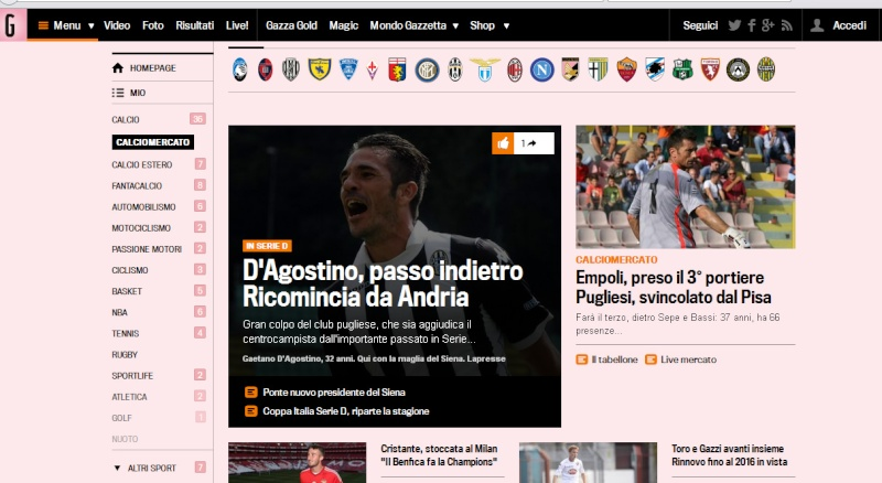 Calciomercato 2014/2015 - Pagina 9 Dagost10